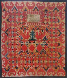 Вышивка, Таджикистан
