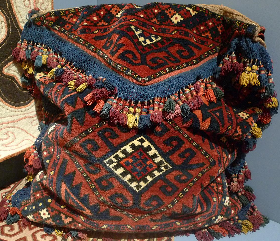 Ковровая традиция кочевников Средней Азии