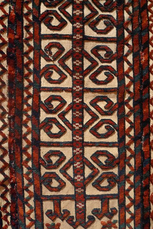 Декоративное панно терме. Туркмения