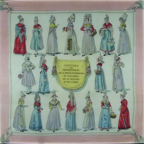Платок Hermès