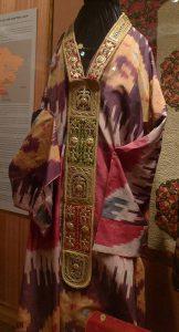 Женский костюм, Узбекистан, Бухара, начало XX века