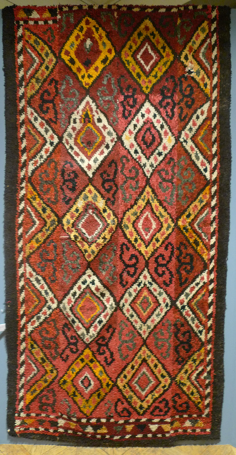 Ковер джульхирс. Узбекистан