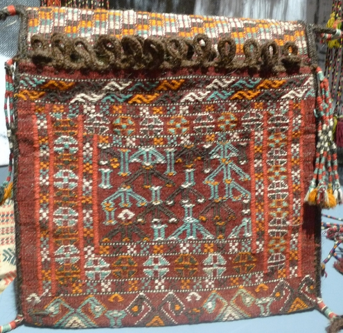 Сумка хурджин. Узбекистан