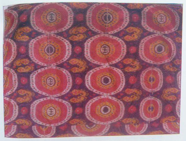 Покрывало. 2-ая пол. XIX в. Узбекистан, Бухара