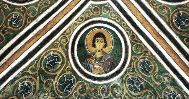 """мотив """"византийская ветвь"""""""