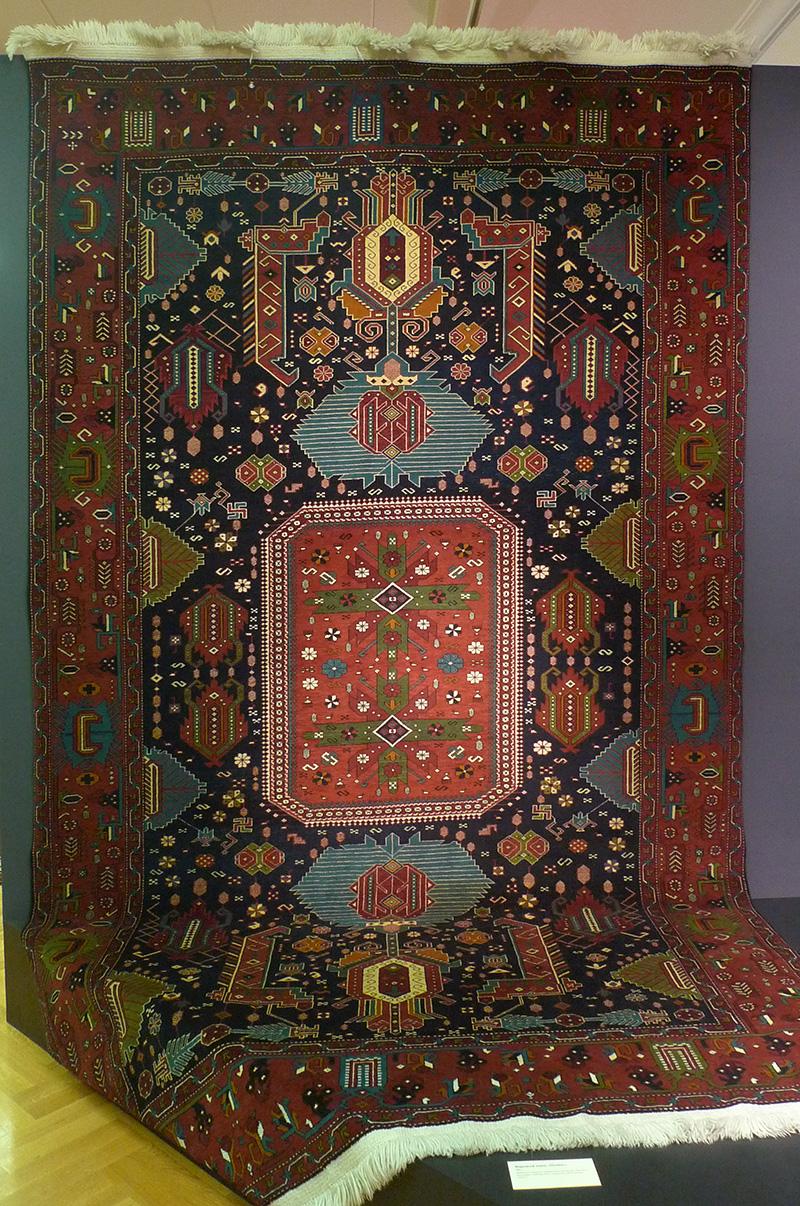 ворсовый ковер (Дагестан)