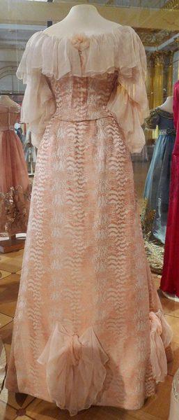 Бальное платье Александры Федоровны