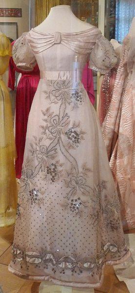Бальное платье З.И. Юсуповой