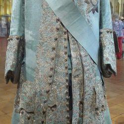 Парадный костюм Петра I