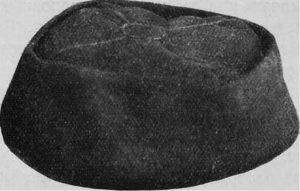 Кавказская войлочная шапка