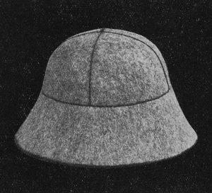 Кавказская войлочная шляпа
