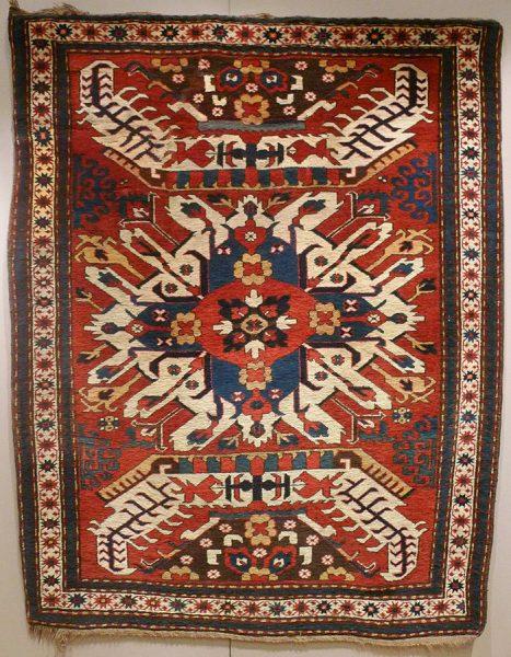 Ковер. Карабах, начало XX в.