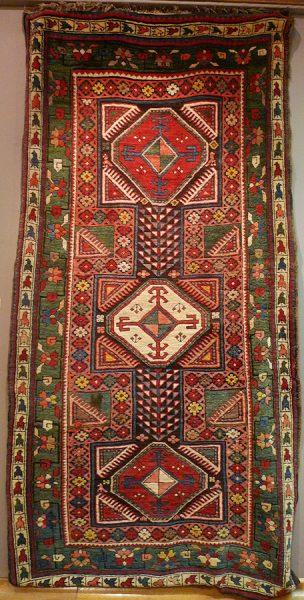 Ковер. Карабах, конец XIX в.