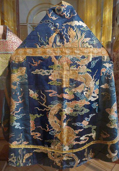 Фелонь (китайский шелк)