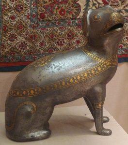 Фигурка собаки. Иран, XIX в.