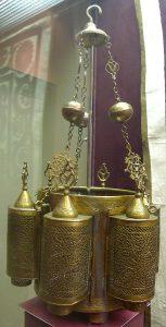 Кандил - люстра. Средняя Азия, конец XIX в.