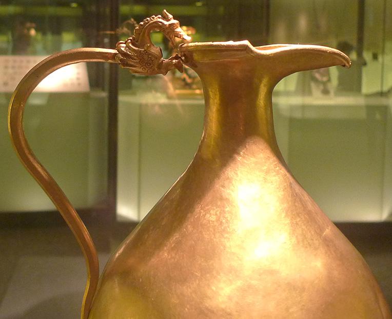 Кувшин. Средняя Азия. Сасанидское государство, III-IV вв.
