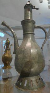 Самовар. Узбекистан, начало XX в.