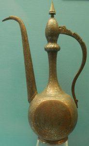 Сосуд для воды. Иран, XIX - начало XX в.