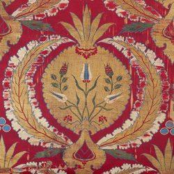 Клейн В. Иноземные ткани, бытовавшие в России до XVIII века, и их терминология