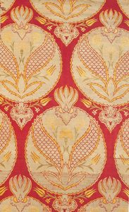 Фрагмент турецкой (османской) ткани