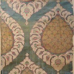 Ткани Османской империи. Композиция и орнамент