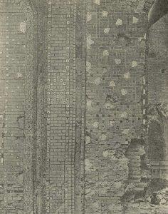 Самарканд. Мавзолей Ишрат-хана. Ок. 1464 г. Деталь облицовки