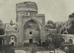 Медресе Барак-хана в Ташкенте. XVI в.