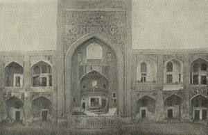 Медресе Мир-Араб в Бухаре. 1533-1536 гг.