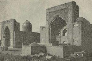 Мечеть Чар-Бакр в окрестностях Бухары