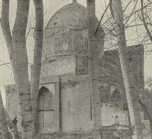 Мавзолей Ходжа-Абди-Бируна в окрестностях Самарканда