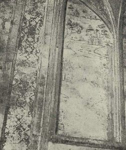 Бухара. Медресе Абдул-Азис-хана. 1651-1652 гг. Архитектурный пейзаж в мечети при входе