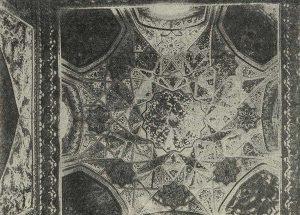 Бухара. Медресе Абдул-Азис-хана. 1651-1652 гг. Купол мечети при входе