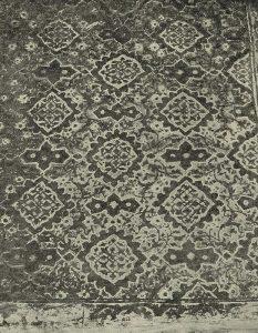Самарканд. Медресе Тилля-Кари. XVII в. Деталь стенной росписи