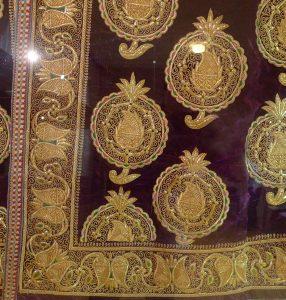 Халат эмира бухарского. Бухара. Конец XIX - начало XX вв.