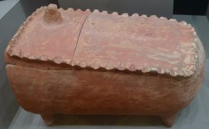 Оссуарий саркофагообразный на ножках