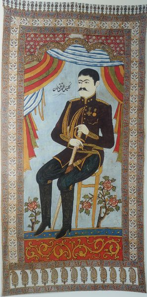 "Каламкар ""Полковник Мухаммад Таги Хан"" (Иран)"