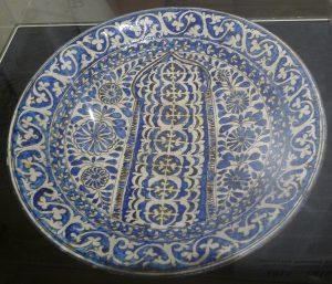 Блюдо тавок. Таджикистан. Конец XIX в.