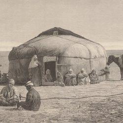 Быт и нравы киргизов