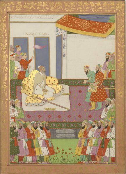 Шаиста Хан, выдающийся военный и политический деятель Империи Великих Моголов, родственник императора Аурангзеба
