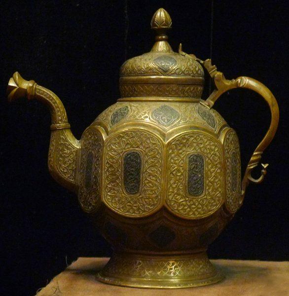 Чайник чайнак. Узбекистан, г. Бухара, XIX в.