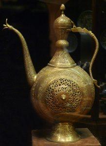 Кувшин кумган. Узбекистан, XIX в.