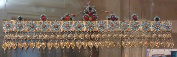 Налобное украшение. Узбекистан, г. Бухара