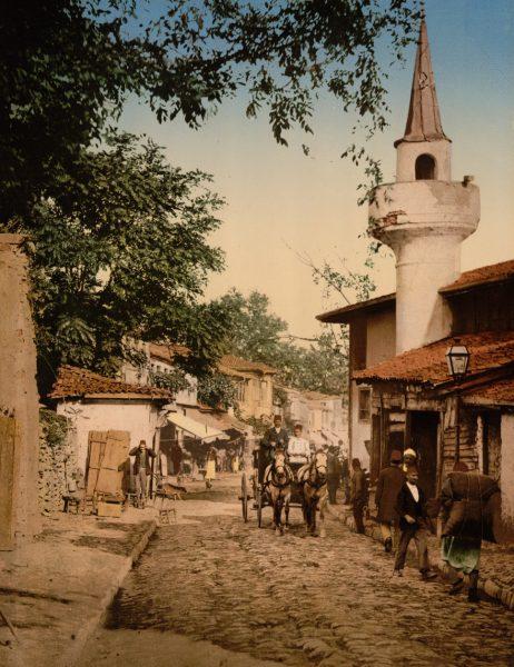 Скутари, Константинополь