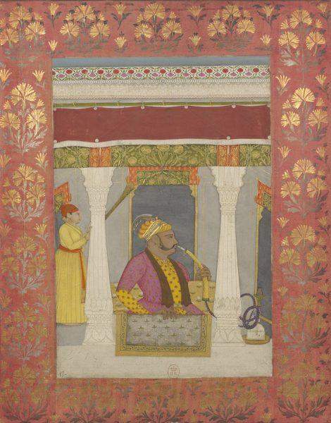 Навал Раи. Авадх, Лакхнау, около 1740 г.