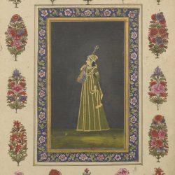 Индийские миниатюры из фонда Национальной библиотеки Франции. Могольские школы и школы Декана