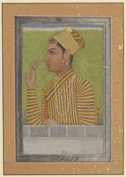Юный принц. Хайдарабад, около 1720 г.