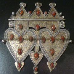 Туркменские национальные украшения