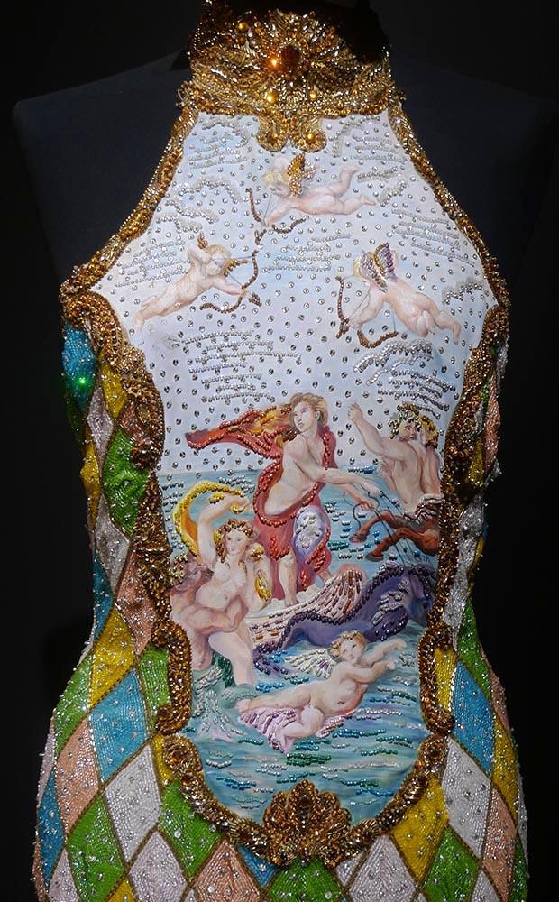 «60 лет итальянской моды» в музее ДПИ