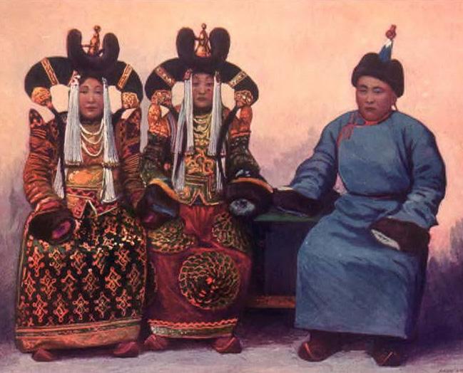 Имшенецкий Б.И. Монголия